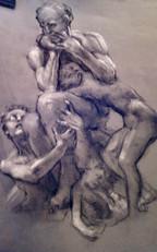 After Met Sculpture