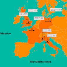 A caccia di collezioni egizie: un tour alternativo in Europa