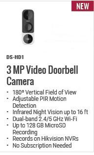 doorbell security camera