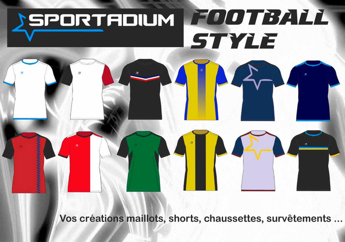 Création Football 2021