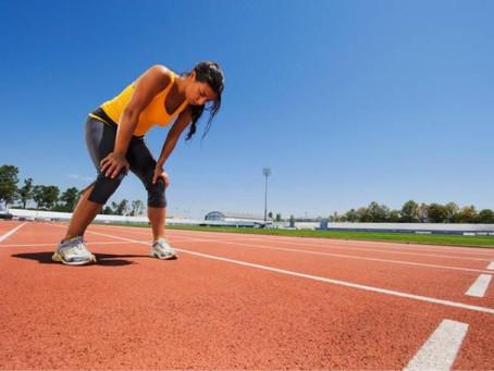 Fatigue during exercise