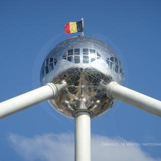 restauration Atomium