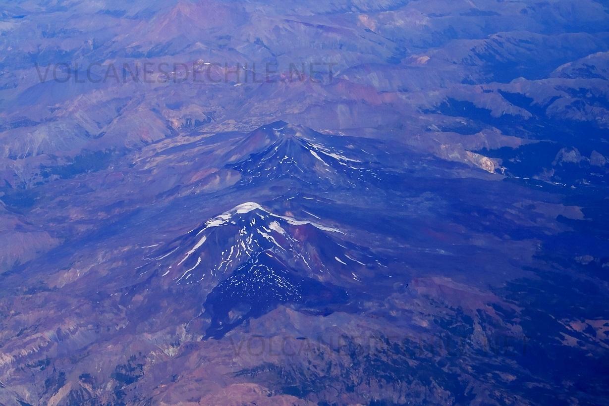 Grupo Volcánico Nevados de Chillán