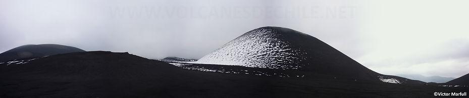 Vista actual entorno Volcán NAvidad