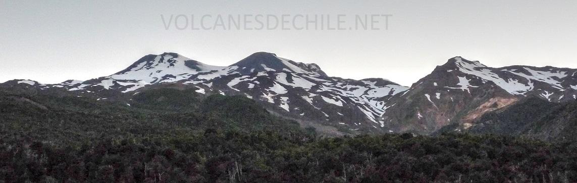 Subcomplejo Volcánico Las Termas