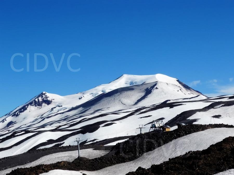 Volcán Nevado de Chillán
