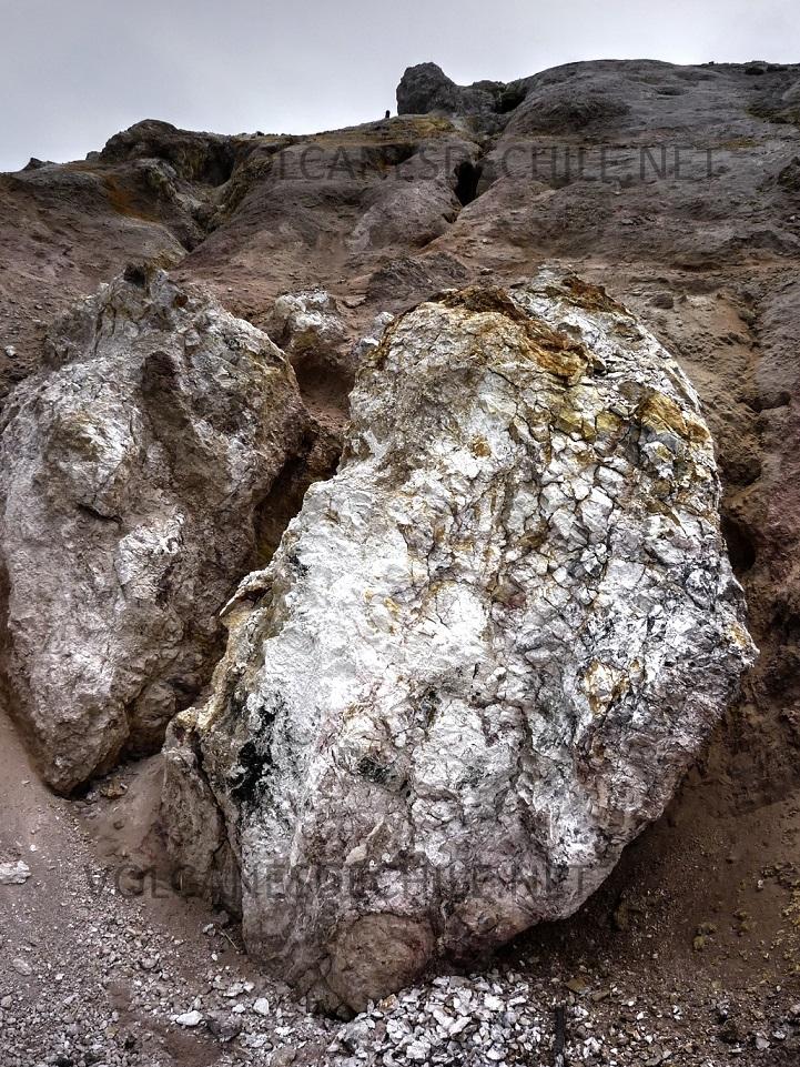 Roca Hidrotermalmente Alterada