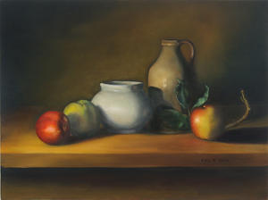 Apples  Jugs and a Tree Branch.jpg