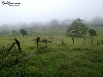 Highlands path to Puntudo