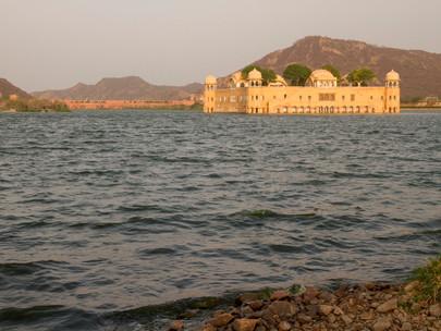 Jal Mahal, Water Palace