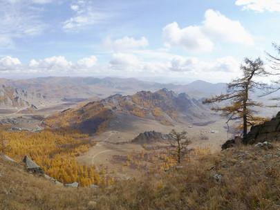 Terelj National Park