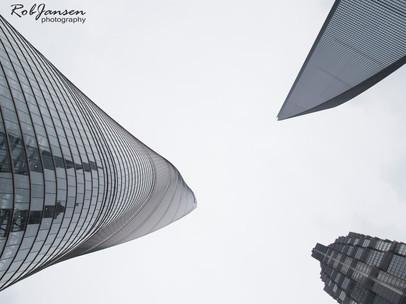 Shanghai World Financial Centre, Jin Mao Tower,  Shanghai Tower