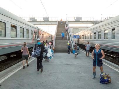 Transmongolia Express Station