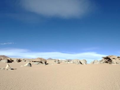 Surroundings Arbol de Piedra