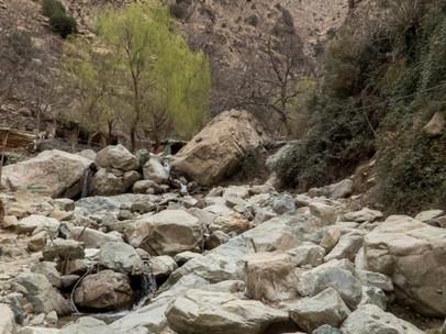 Ourika Waterfall