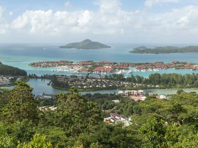 Mountain view Mahé