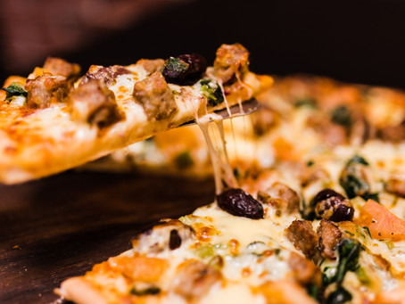 5 Reasons why Flames Pizza can be healthy for you