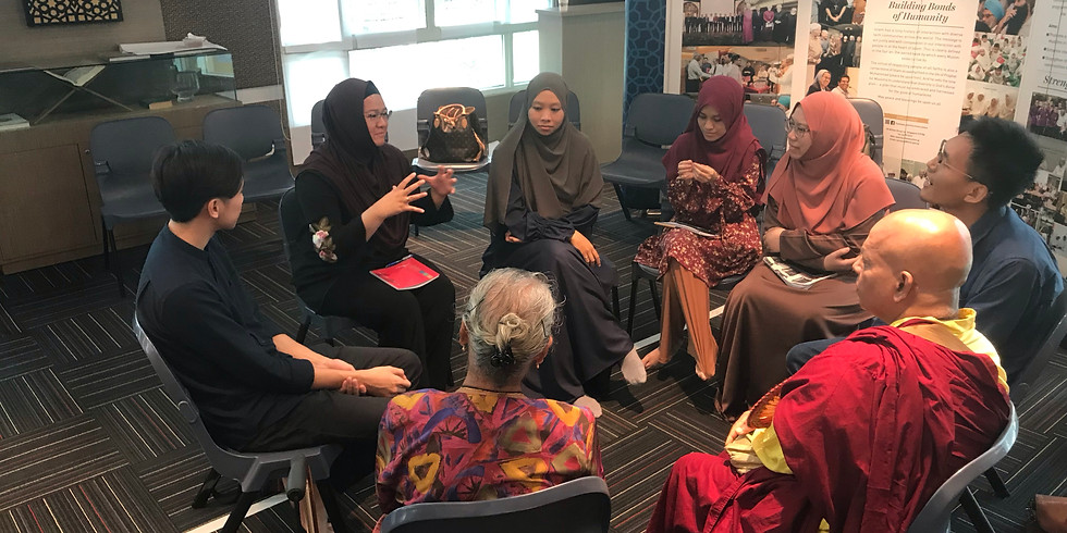 Facilitated Authentic Deep Dialogue on Ethnicity and Religion