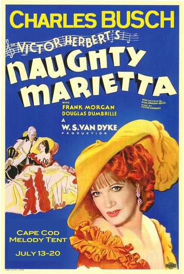 Charles Busch as Naughty Marietta