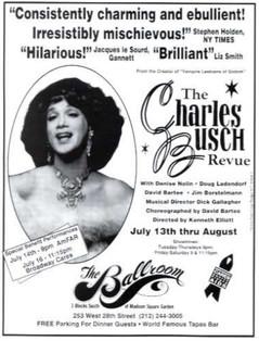 The Charles Busch Revue