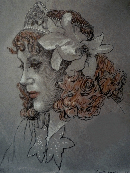 Charles Busch (Judith of Bethulia)