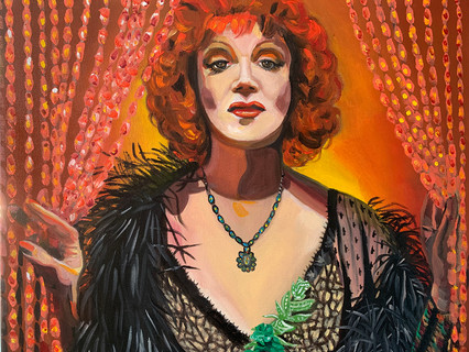 Charles Busch as Lily Dare