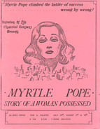 Myrtle Pope, the Story of A Woman Possessed