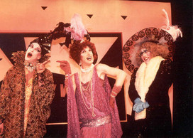 Vampire Lesbians of Sodom, 1985 Off-Broadway Provincetown Playhouse