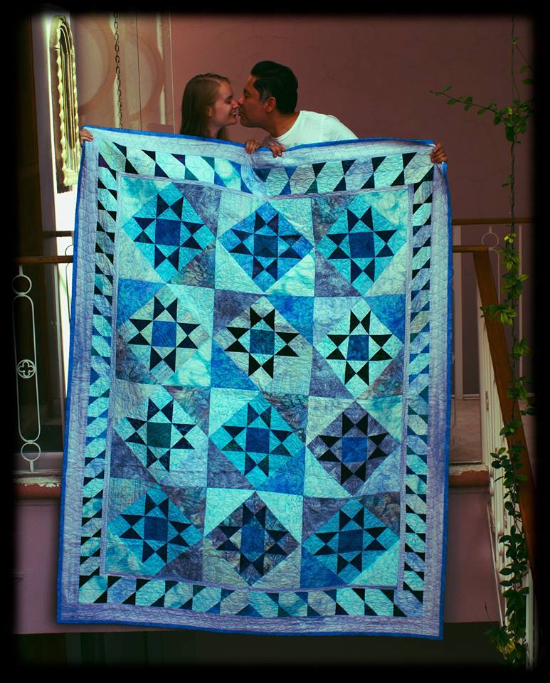 Wedding Quilt for