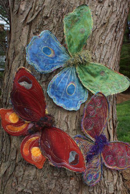 Butterflies and Moth
