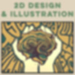 2D Design & Illustration Thumbnail