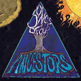 """Songs of Our Ancestors"" album Cover"