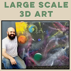 Large Scale 3D Art Thumbnail