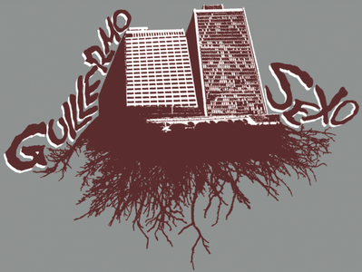 """City Roots"" Shirt Design"