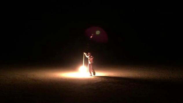 Rope Dart (lotus) Desert Burn