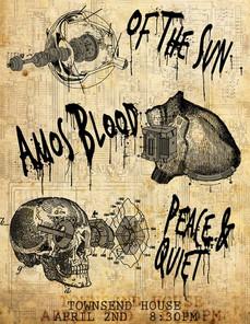 Blueprints Flyer