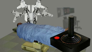"""Robotic Surgery"" Animation Bumper"