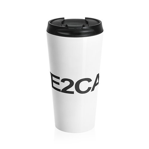 L2C Stainless Steel Travel Mug