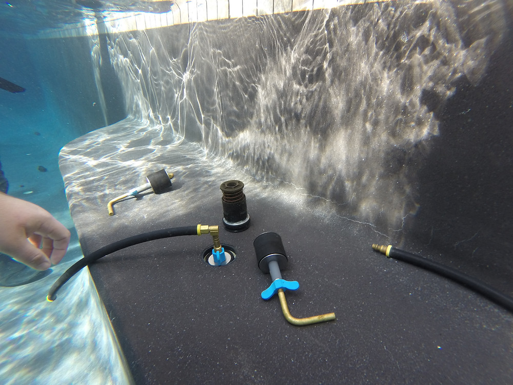 Concrete Pool Diagnostics