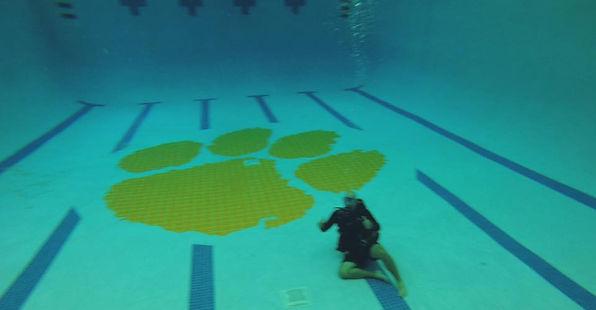 Clemson Swimming Pool
