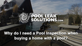 Pool Inspection when buying a home with a pool?