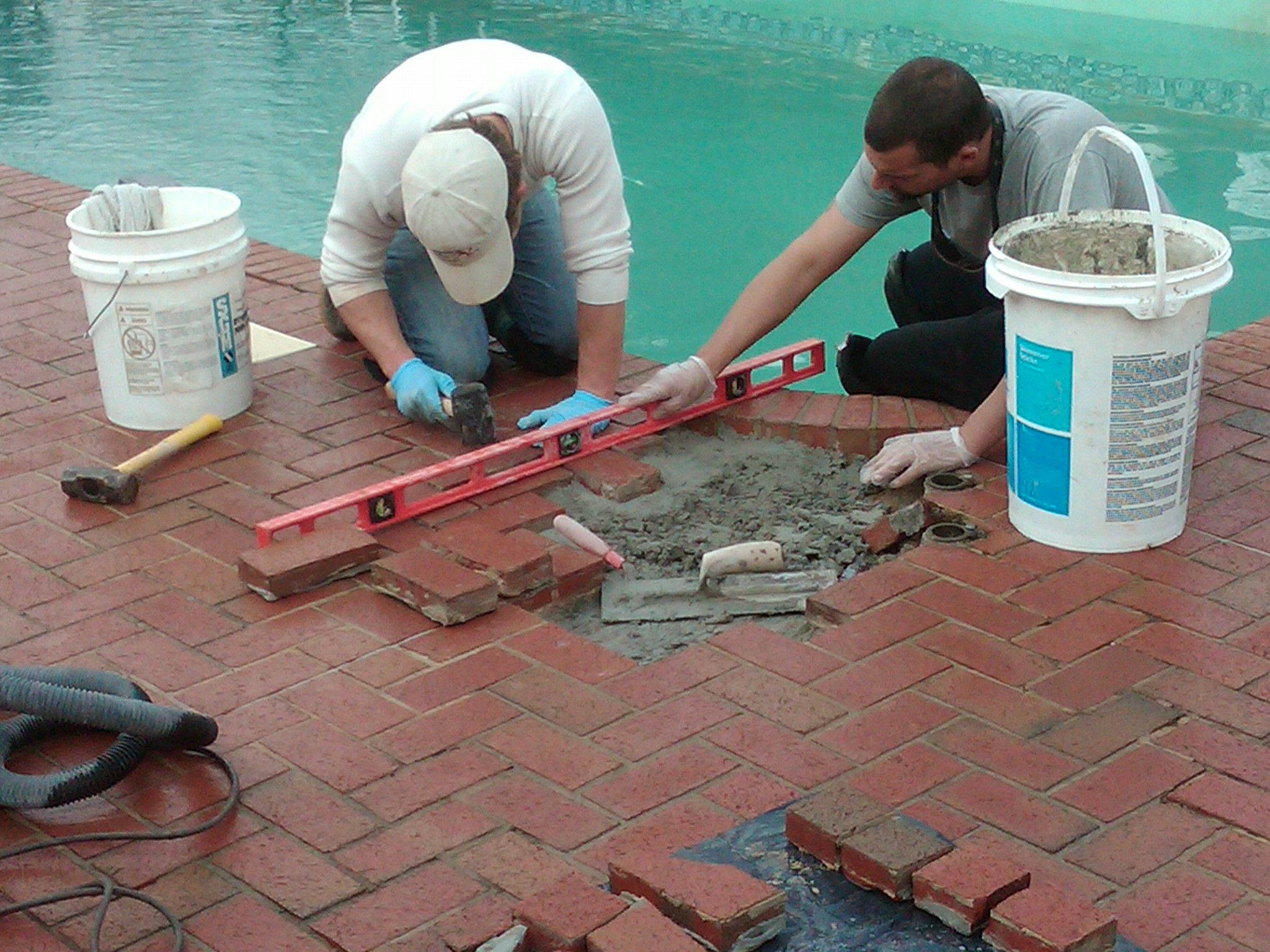 Swimming Pool Leak Detection