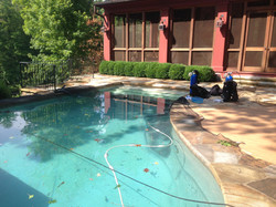 Swimming Pool Leak DetectionSwimming Pool Leak Detection