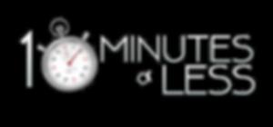 10 Minutes o Less Logo