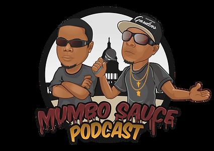 Mumbo Sauce Podcast Logo
