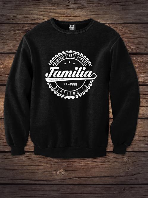 Familia Crew Neck Sweatshirt