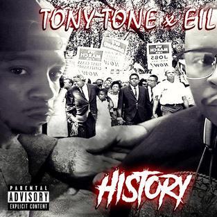 TONY TONE x EIL WILL - HISTORY
