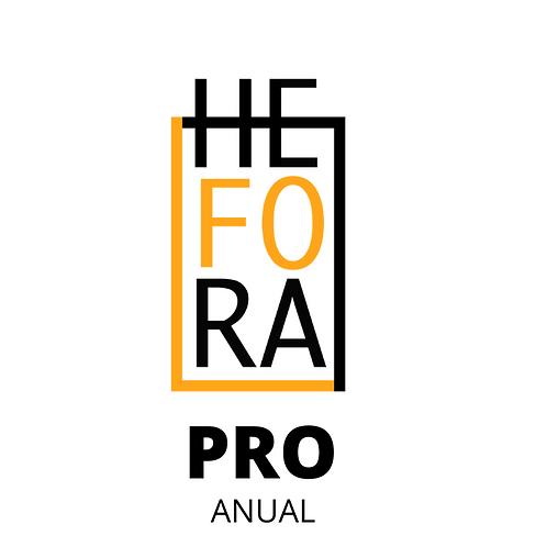 Hefora PRO Anual