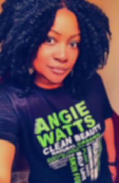 Angie Watts Founder, Angela R. Hubbard