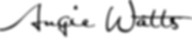 Angie Watts Logo